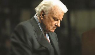 The Rev. Billy Graham (Billy Graham Evangelistic Association)