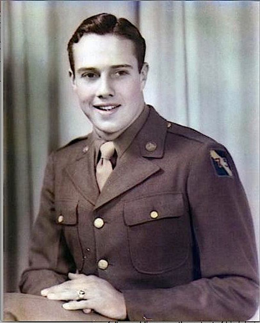 After enlisting in the Army in 1944, former Kansas senator and 1996 GOP presidential candidate Bob Dole served as a combat infantry officer in the 10th Mountain Division. He was wounded twice and hospitalized for 39 months. (University of Kansas, Dole Archives)