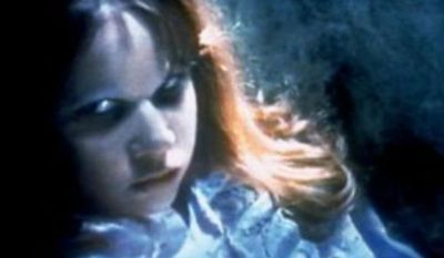 "** FILE ** Linda Blair in ""The Exorcist"" (Associated Pree/Warner Bros. Entertainment)"