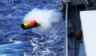 "China is reportedly testing a precision guided manuevering torpedo. A report concludes that ""China's growing diplomatic, economic, and military clout is changing the regional security architecture."""