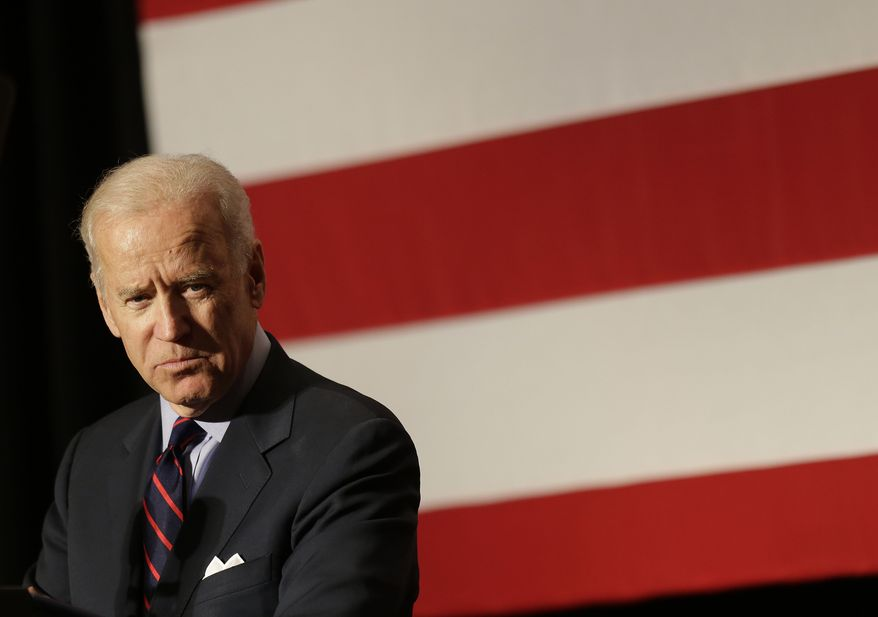 ** FILE ** Vice President Joe Biden (AP Photo/John Bazemore)