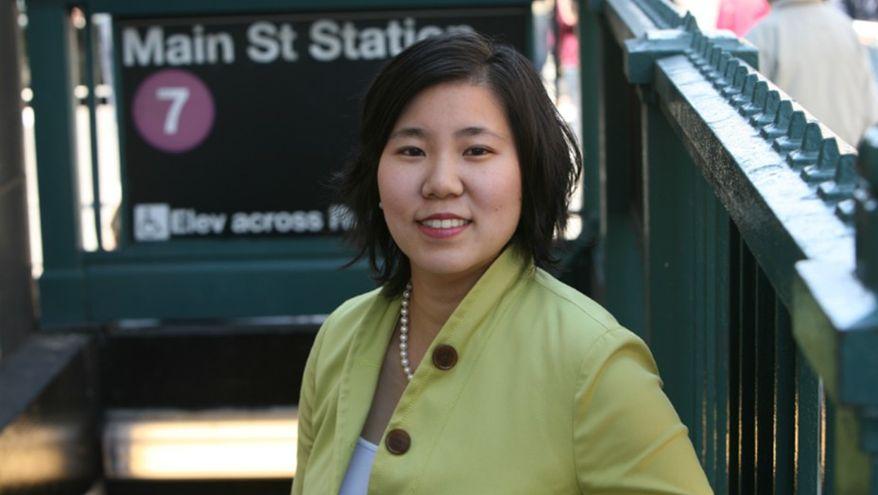 New York Democratic Representative Grace Meng. (Image: Grace Meng campaign photo)