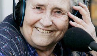 Doris Lessing in 2007         Associated Press photo