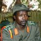 """Warlord Joseph Kony, leader of the Lord's Resistance Army, reportedly """"wants to lay down his arms,"""" a spokesman for the Central African Republic government said. (Associated Press)"""