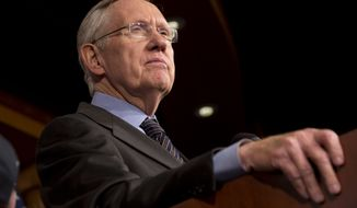 ** FILE ** Senate Majority Leader Harry Reid of Nevada. (AP Photo/Jacquelyn Martin)