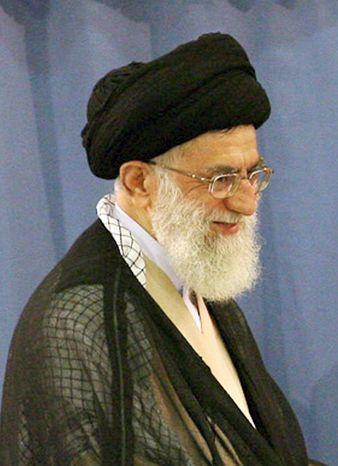Ayatollah Ali Khamenei            Associated Press photo