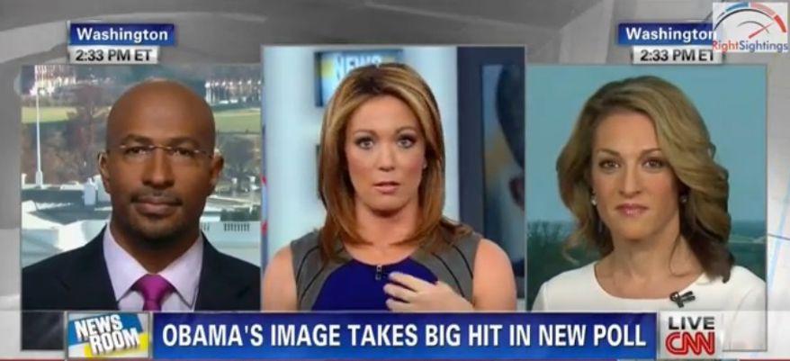 Emily Miller on CNN. Nov. 25, 2013.