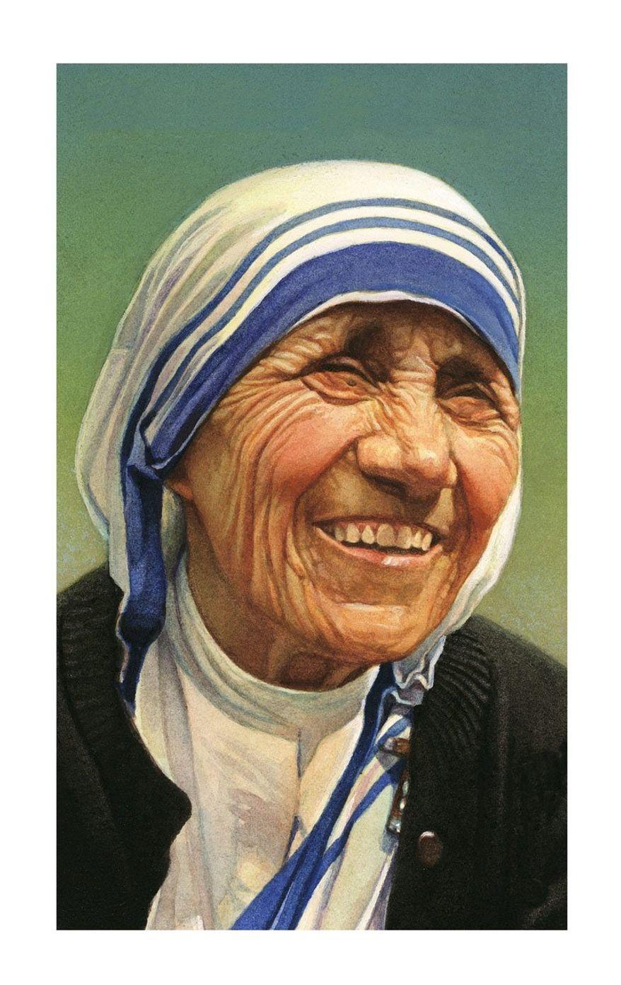 Mother Teresa         U.S. Postal Service