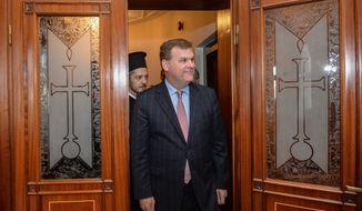 Canadian Foreign Minister John Baird