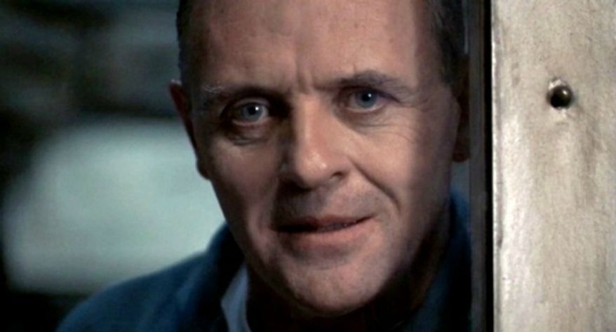 ** FILE ** Anthony Hopkins stars as Dr. Hannibal Lecter in 1991's 'Silence of the Lambs.' (Associated Press)