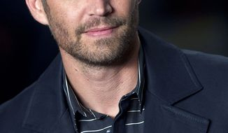 Paul Walker (AP Photo/Andre Penner)