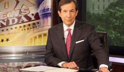 "Time flies when the show's a good one: veteran newsman Chris Wallace marks his 10th year as host of ""Fox News Sunday"" this weekend and plans to offer a retrospective of sorts in the broadcast. (FOX NEWS)"
