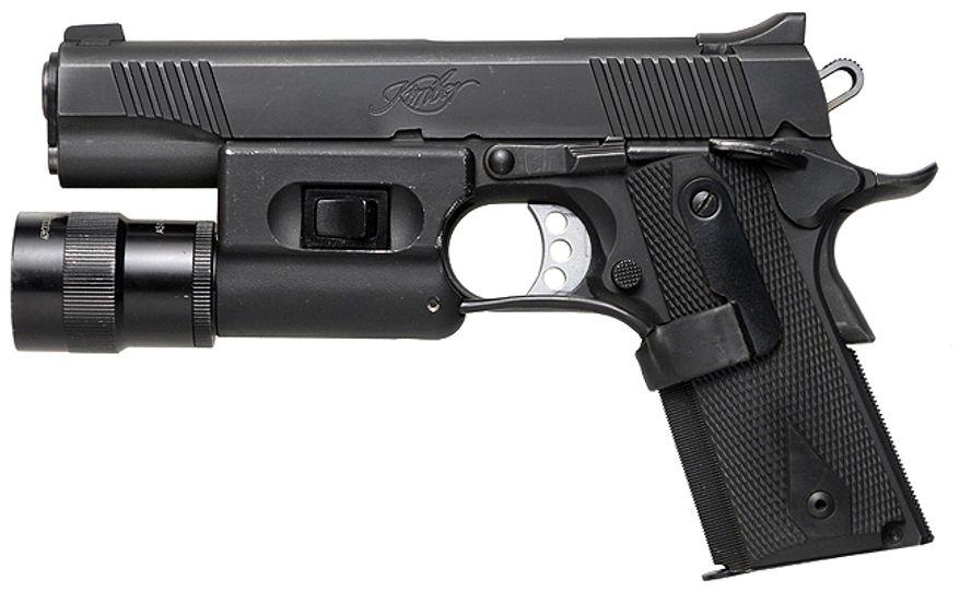 No. 5: Kimber MFG INC. New York-based Kimber manufactured 104,303 handguns in 2011.