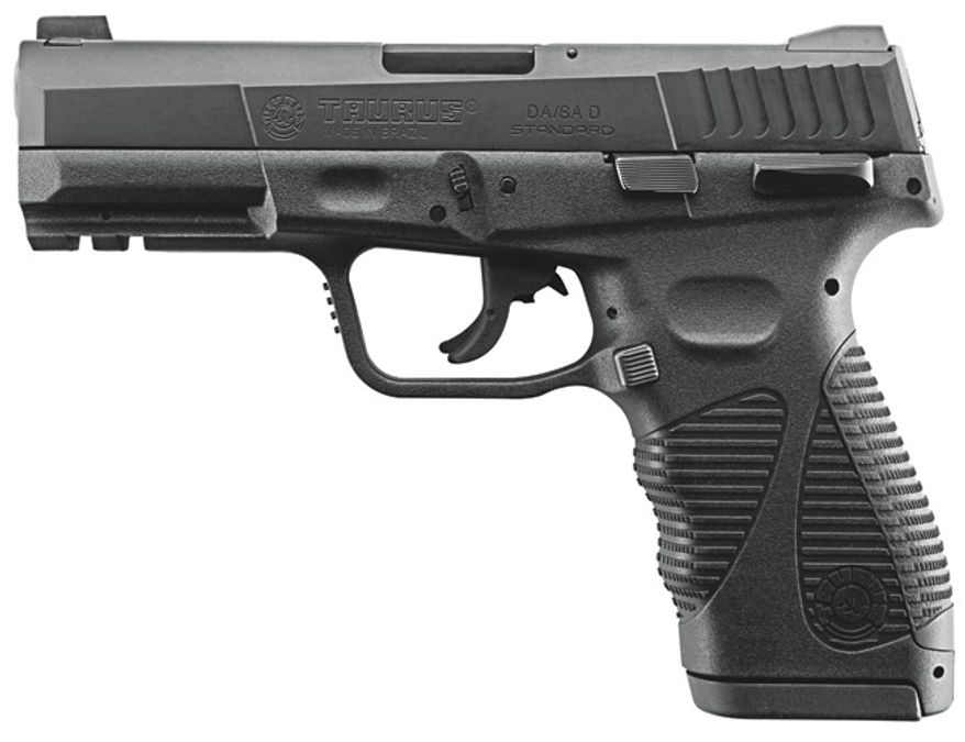 No. 4: Taurus International. The company produced 114,132 pistols in 2011.