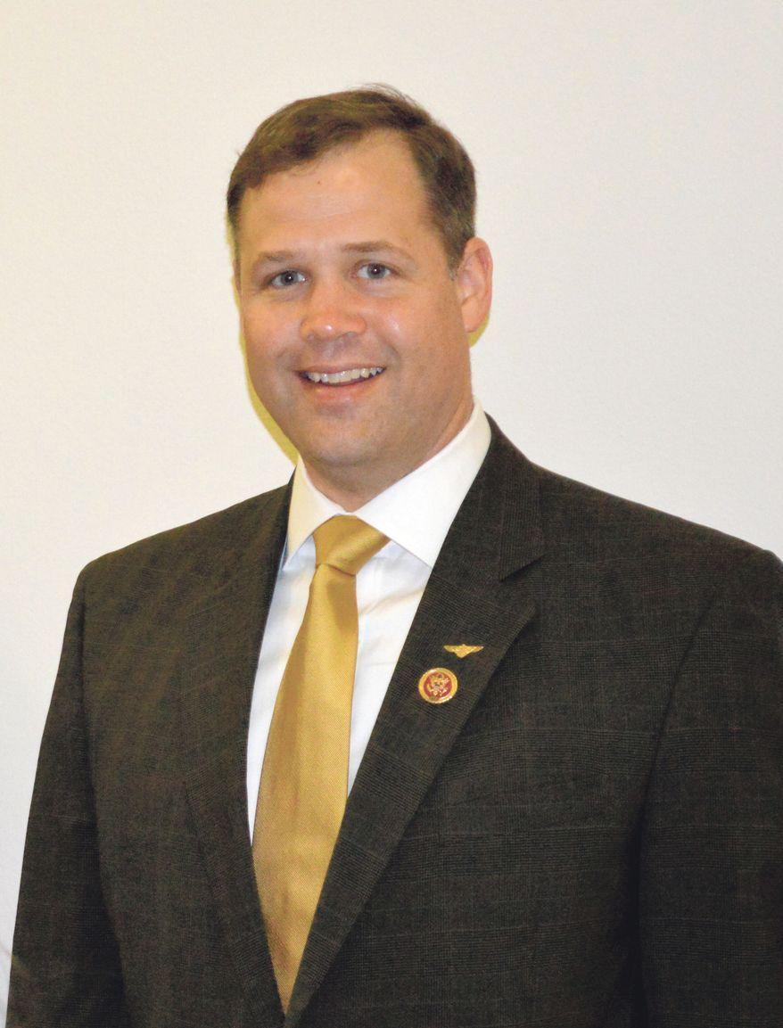 Representative Jim Bridenstine (R-OK)