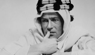 """Actor Peter O'Toole achieved instant stardom in the 1962 film """"Lawrence of Arabia."""" Mr. O'Toole, who was nominated eight times for an Academy Award, died at a London hospital on Saturday, Dec. 14, 2013, at age 81. (AP Photo)"""