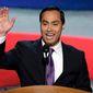 Texas Democratic Rep. Joaquin Castro (Associated Press) **FILE**
