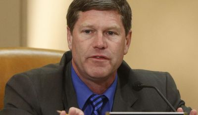 **FILE** Rep. Ron Kind, Wisconsin Democrat, is seen on Capitol Hill in Washington on June 4, 2013. (Associated Press)