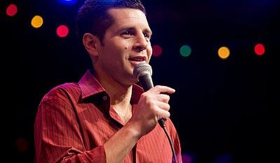 Comedian Dean Obeidallah (Image: Wikimedia Commons)
