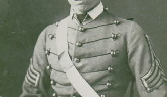 Alonzo Hersford Cushing  was an artillery officer in the Union Army during the American Civil War. He died at the Battle of Gettysburg while defending the Union position on Cemetery Ridge against Pickett's Charge, for which he earned the Medal of Honor 147 years after his death.