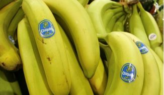 Bananas (Associated Press)