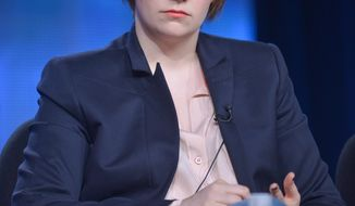 Lena Dunham (Associated Press)