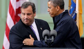 New Jersey Gov. Chris Christie apologized for highway lane closures apparently ordered by his aides as political retribution. He fired an aide and campaign adviser. (ASSOCIATED PRESS)