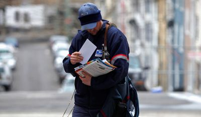 Riders attached to the spending bill include language preventing the Postal Service from ending Saturday delivery or closing many rural post offices.