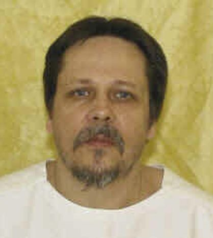 ** FILE ** This undated file photo provided by the Ohio Department of Rehabilitation and Correction shows Dennis McGuire. (AP Photo/Ohio Department of Rehabilitation and Correction, File)