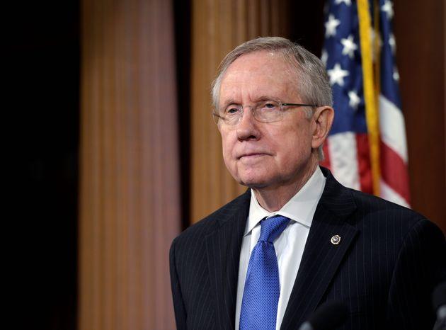 Senate Majority Leader Harry Reid (Associated Press)