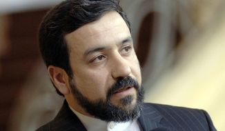 Abbas Araghchi (Associated Press/German Government, Bergmann)
