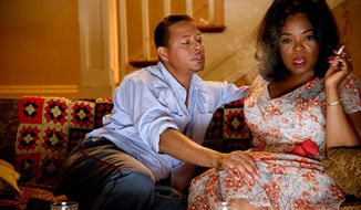Oprah Winfrey and Terrence Howard in 'The Butler.' Oprah Winfrey was also snubbed in the best supporting actress category for her work in Lee Daniels' The Butler.