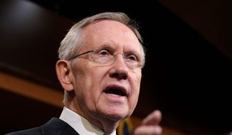 ** FILE ** Sen. Harry Reid. (Associated Press)