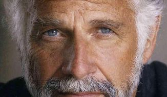 In this undated publicity file photo provided by Hathaway Communications, actor Jonathan Goldsmith is seen. (AP Photo/Hathaway Communications, Michael Helms, File)