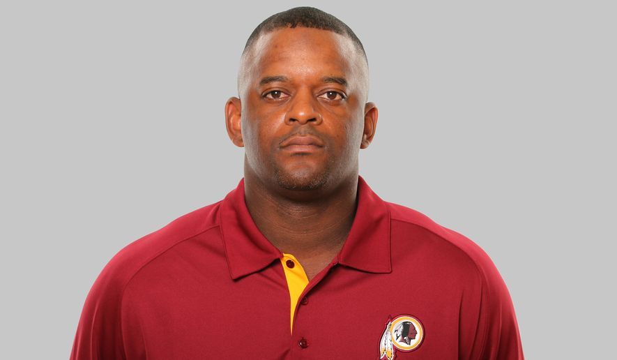 This is a 2012 photo of Ike Hilliard of the Washington Redskins NFL football team. This image reflects the Washington Redskins active roster as of Monday, June 11, 2012 when this image was taken. (AP Photo)