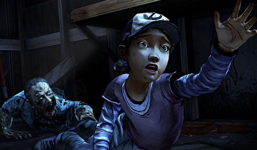The young girl Clementine returns to lead gamers into a zombie apocalypse in Telltale Games' latest interactive drama, The Walking Dead: Season 2.