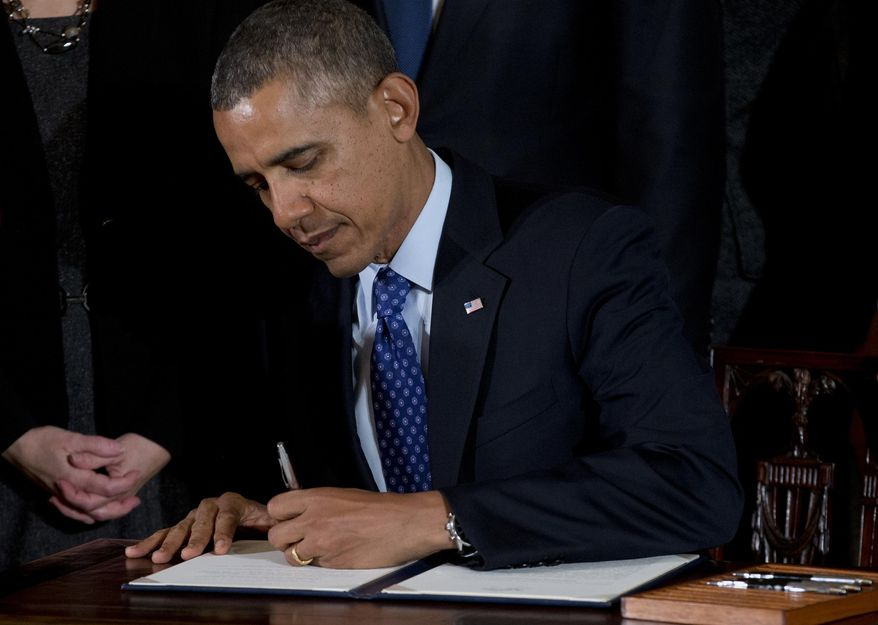 President Obama  (AP Photo/Carolyn Kaster)