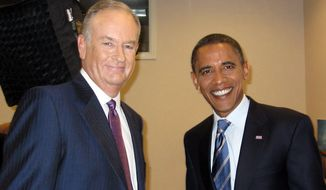 Bill O'Reilly and President Obama (billoreilly.com)