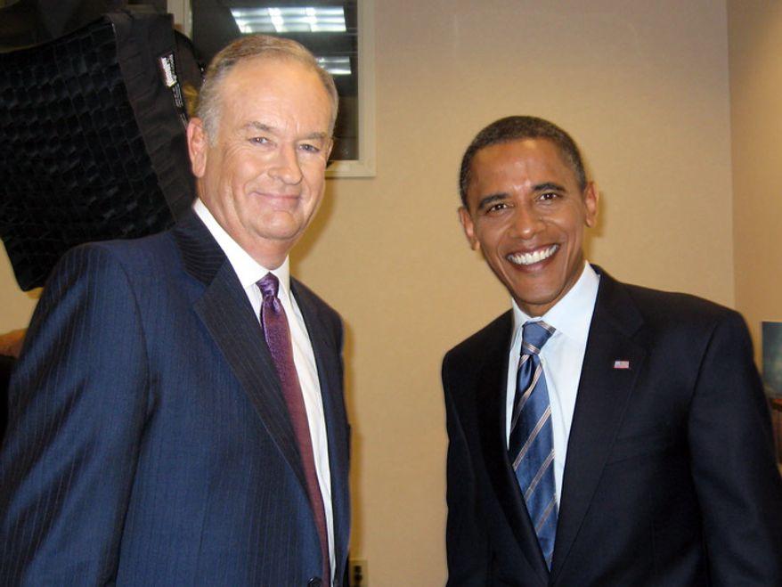 Bill O'Reilly and President Obama (billoreilly.com)