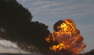 Oil Boom: An oil train derailment in Casselton, N.D., erupted into a fireball last month, just one of several recent scares and disasters in populated areas along North American rails. Transportation and political leaders are increasingly looking at pipelines as a safer alternative. (Associated Press)