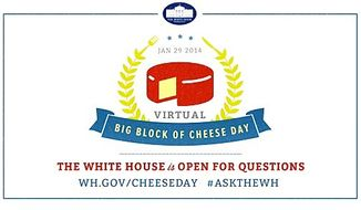 "The White House is promoting ""enhanced livestream"" viewing of President Obama's State of the Union address and a follow-up ""Big Block of Cheese Day"" as a symbol of the administration's transparency. (WHITE HOUSE)"