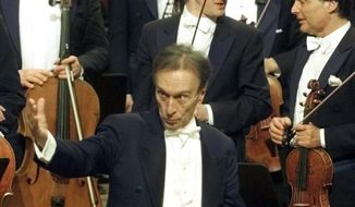 Claudio Abbado died after an illustrious career that spanned five decades during which time he led some of the music world's most distinguished institutions. (associated press)