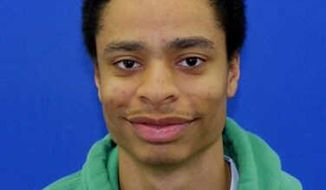 This photo released by the Howard County Police shows shooting suspect Darion Marcus Aguilar, 19, of College Park, MD. Aguilar carried out  the Saturday Jan. 25, 2014, attack with a 12-gauge shotgun at a skateboard shop at the Mall in Columbia in suburban Baltimore before killing himself, police said. (AP Photo/ Howard County Police)