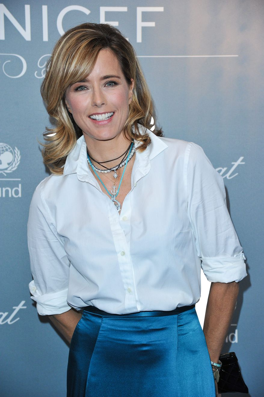 "Actress Tea Leoni plays Elizabeth Faulkner McGill, the lead character in the CBS TV pilot ""Madame Secretary."" (ASSOCIATED PRESS)"