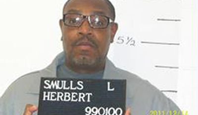 FILE - This Dec. 13, 2011 file photo released by the Missouri Department of Corrections shows death-row inmate Herbert Smulls. Missouri on Wednesday, Jan. 29, 2014 executed Smulls, the state's third execution since November. (AP Photo/Missouri Department of Corrections, File)