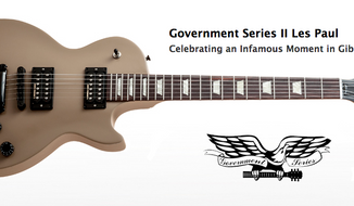 Government Series II Les Paul (Gibson)