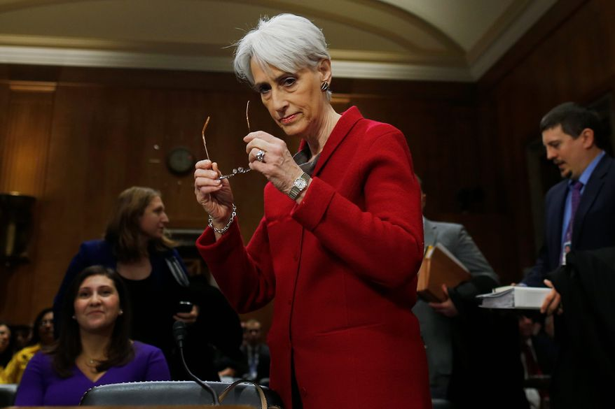 "Undersecretary of State for Political Affairs Wendy Sherman told a Senate Panel on Tuesday that U.S. officials have informed foreign companies looking to do business in Iran that ""we will in fact go after them, that we will sanction them ... if they evade our sanctions."" (ASSOCIATED PRESS)"
