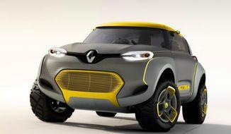 Image: Renault Kwid