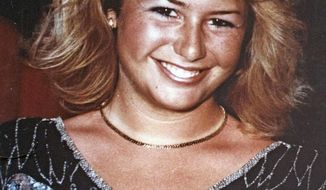 An undated image provided by the Sessions Family is of Tiffany Sessions, a student at the University of Florida, disappeared in 1989.  Authorities have linked her disappearance to Paul Rowles, a serial killer who died in prison last year.     (AP Photo/Phil Sandlin)