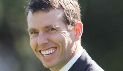 "Former Obama aide David Plouffe urges Obamacare supporters to engage in ""real, one-on-one conversations"" with people to get them to sign up. (Associated PRess)"